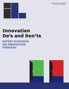 Innovation Leader's Pointers eBook
