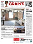 Crains Cleveland Business Cover