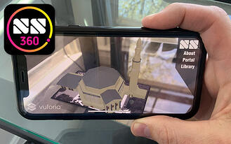 The NS 360 Augmented Reality (AR) App