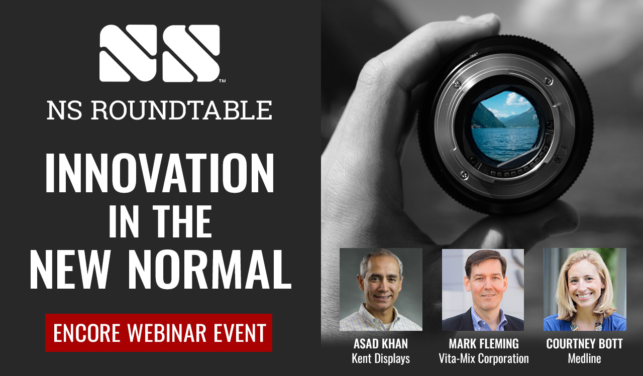 NS Roundtable Webinar: Innovation in the New Normal