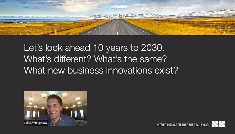 NS Webinar - What is the future of business innovation?