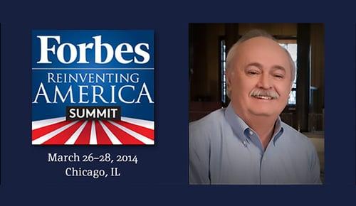 John Spirk: Forbes Reinventing America Summit