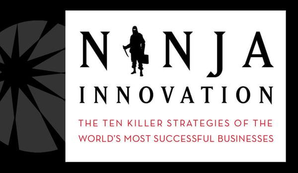 Ninja Innovation - Featuring Nottingham Spirk's Business Strategies