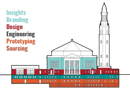 Nottingham Spirk's Vertical Innovation Process