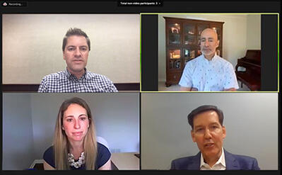 NS Hosted a Virtual Roundtable Discussion: Innovation in the New Normal