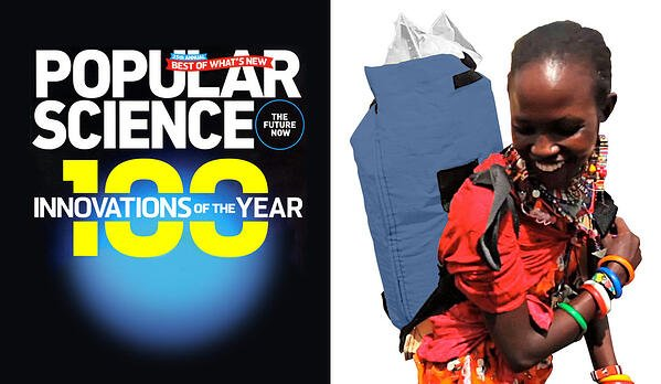 PackH2O Water Backpack Wins Popular Science Innovation Award