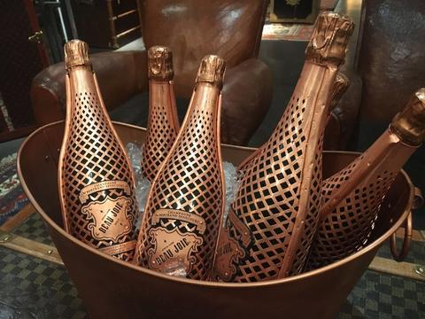 Beau Joie Champagne Packaging Design by Nottingham Spirk