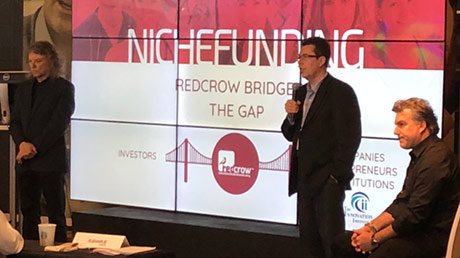 RedCrow Co-Founders, Plug & Play CLE