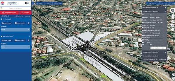 Infrastructure New Zealand Digital Twinning