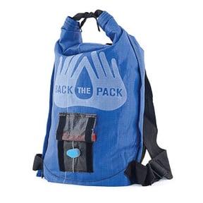 PackH2O water backpack innovation by Nottingham Spirk