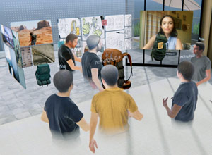 Spatial's Augmented Workspace