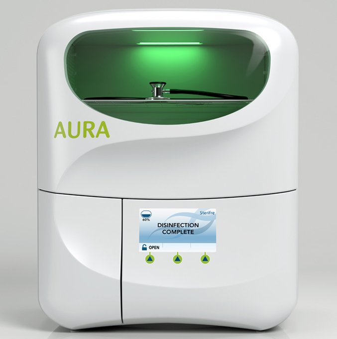 Sterifre Aura - Innovative Medical Device Disinfectant System
