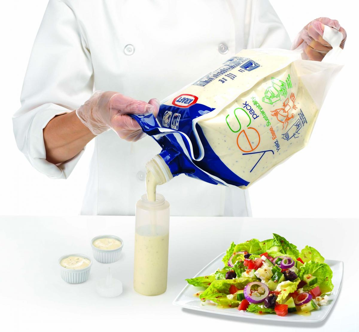 Kraft Pouch-NS Packaging Innovation