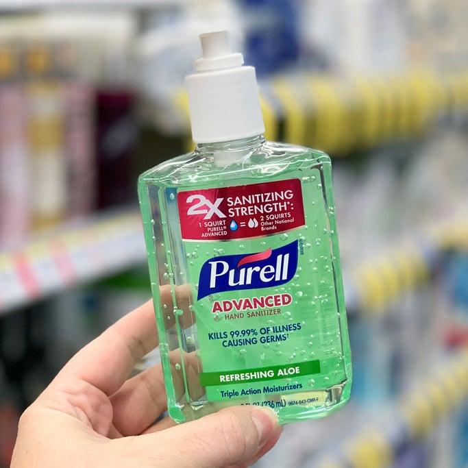 Purell Branding & Packaging Development