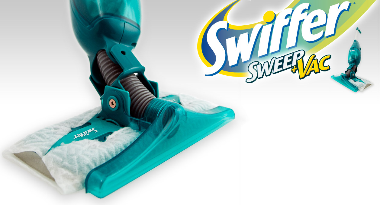 Swiffer Sweep + Vac Floor Care Innovation by Nottingham Spirk