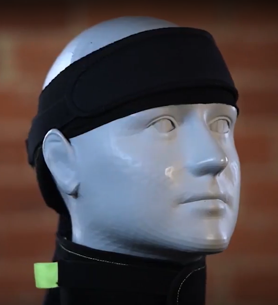 TecTraum Pro-2-Cool Concussion Therapy Innovation by Nottingham Spirk